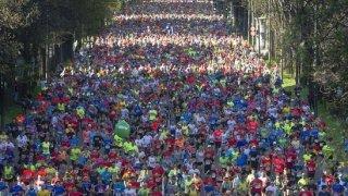 fotos de la maratón