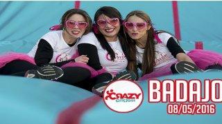 CrazyCross de Badajoz 8/05/16.