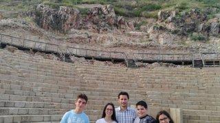 Arqueólogo de la Junta de Extremadura