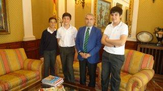 Entrevista a d. Francisco J. Fragoso, alcalde de Badajoz