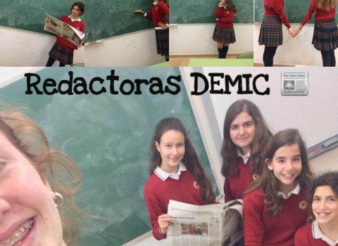 Redactoras DEMIC