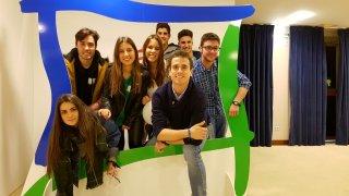 Alumnos participantes en el International Young Talent Seminar
