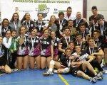 Foto de los ganadores de Extremadura.