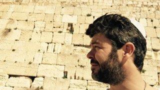 El marido de Anne, Pablo Heras-Casado a disfrutado junto a Anne en Israel