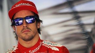 Fernando Alonso se encuentra mejor