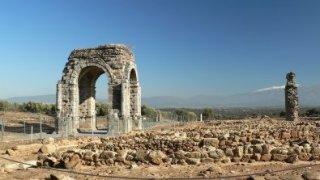 Yacimiento Romano de Cáparra.