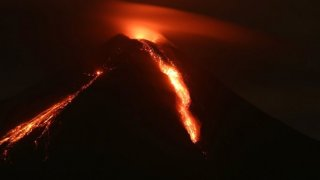 Volcanes monogenéticos