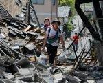 Millares de heridos, cientos de miles de desplazados y más de treinta muertos.