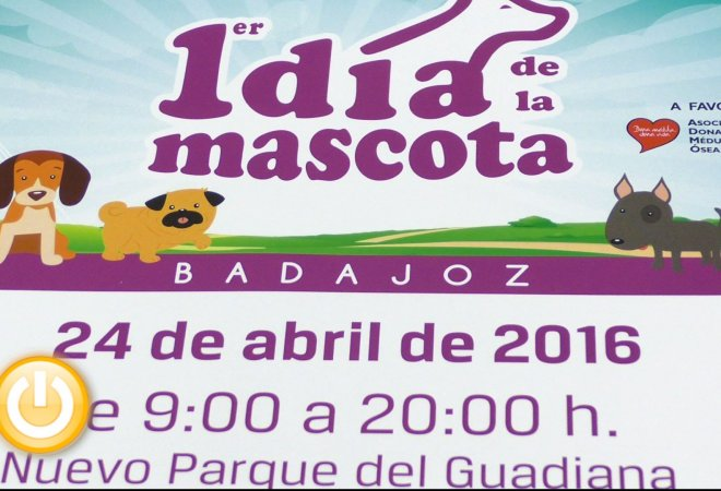 Imagen del folleto del Día de la Mascota.