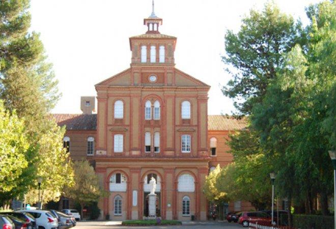 Colegio San José desde fuera