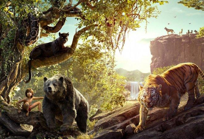 ?El libro de la selva? de Jon Favreau, éxito en taquillas.