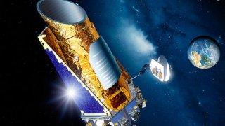 Telescopio Kepler.
