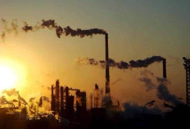 China, el mayor emisor mundial del dióxido de carbono.
