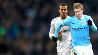 Gareth Bale y Kevin de Bruyne.