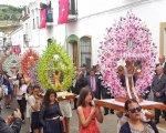 Procesión de las Cruces en Feria. Roberto