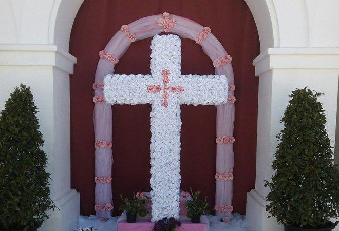 Cruz del Ayuntamiento.