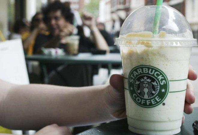 Uno de los tamaños más habituales para las bebidas frías en las cafeterías de esta cadena.