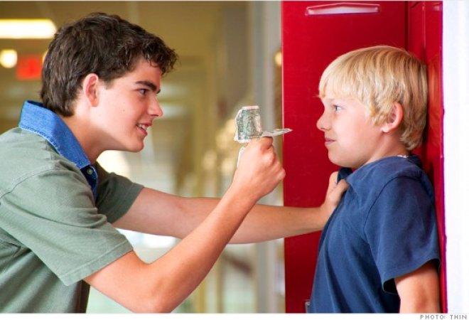 Los Niños entre los 10-16 años son las mayores víctimas de acoso escolar.