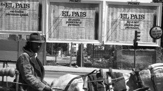 """""""EL PAÍS"""" en el año 1976"""
