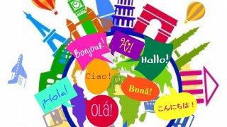 Idiomas diferentes.
