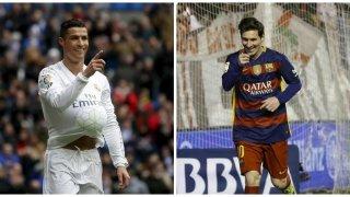Cristiano Ronaldo/ Lionel Messi