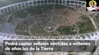 Vídeo sobre el telescopio.