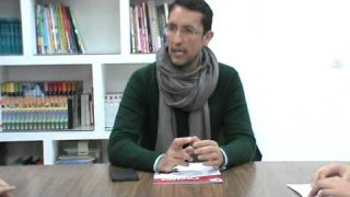 Entrevista José Ortiz Jiménez,  José Ortiz Jiménez, responsable de Desarrollo Institucional de Cáritas Badajoz