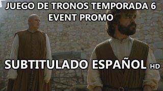 Trailer de la sexta temporada de Juego de Tronos.