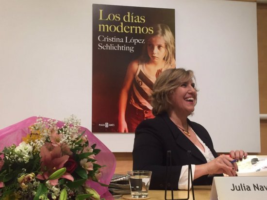 'Este libro pretende transmitir la alegría y la esperanza de la llamada Generación EGB'