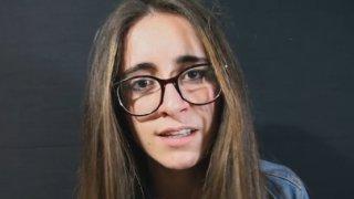 Alicia Ródenas, alumna que protagoniza el cor