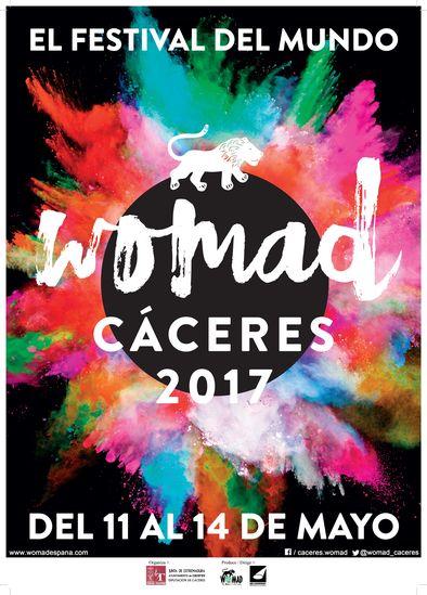 Vuelve el festival WOMAD Cáceres con su XXVI edición
