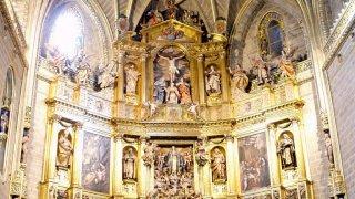 Retablo de la catedral, de Gregorio Fernández