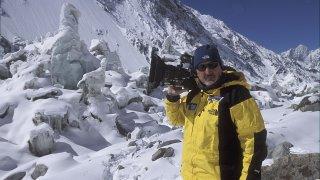 En el campo 1 del K2 ( 2004). CEDIDA