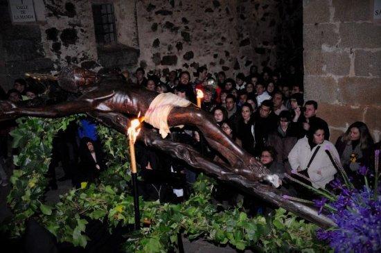 La Semana Santa en Cáceres