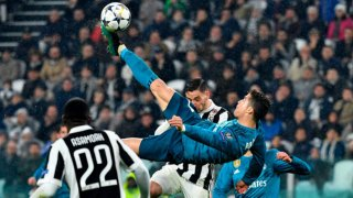 Juventus - Real Madrid.