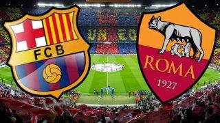 Barcelona- Roma.