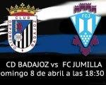Badajoz vs Jumilla, cedida