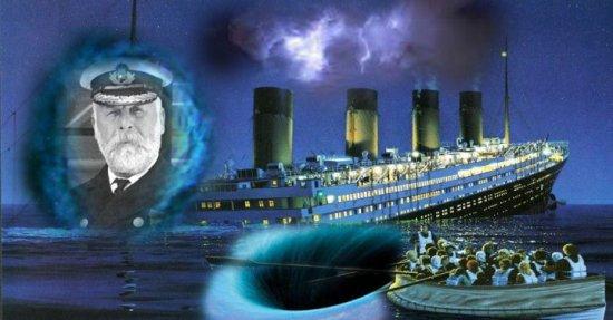 HUNDIMIENTO DEL TITANIC  15 de abril de 1912