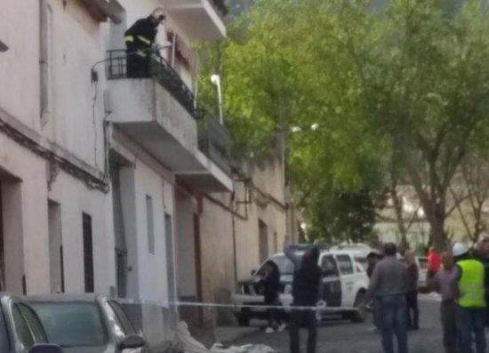 El herido grave en Cabeza del Buey permanece ingresado en el hospital Virgen de la Montaña de Cáceres