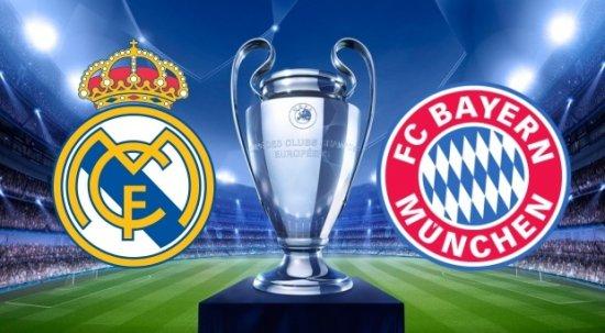 Hoy se enfrentan el Bayern de Munich y el Real Madrid