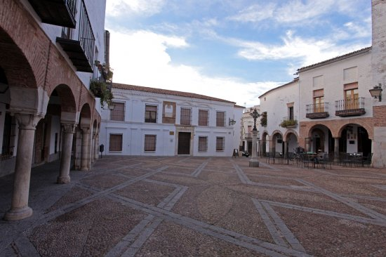 Badajoz: Zafra de Dulce Chacón
