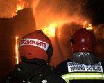 Actuación de los bomberos desde este miércoles noche.
