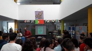 Día de Portugal en el IESO Vía Dalmacia