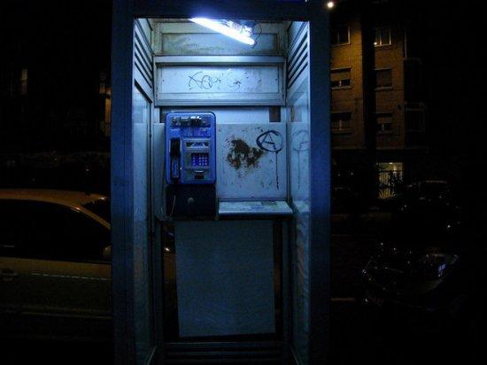Las cabinas telefónicas llegan a su fin