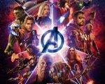 "Portada de la película ""Vengadores: Infinity War"""