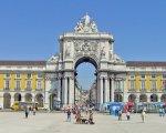 Plaza del Comercio, Lisboa.