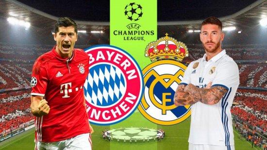 Real Madrid vs Bayer