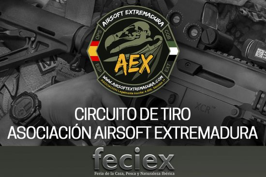 Airsoft, un deporte en auge entre los pacenses