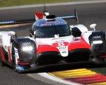 Toyota de Fernando Alonso