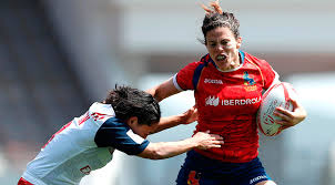 'Si eres mujer solo puedes dedicarte al rugby profesional si recibes una beca ADO'